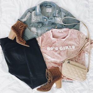Bags - Beige Crossbody Bag